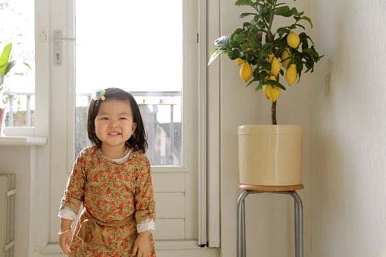 Angela -  Healthy Little Kid