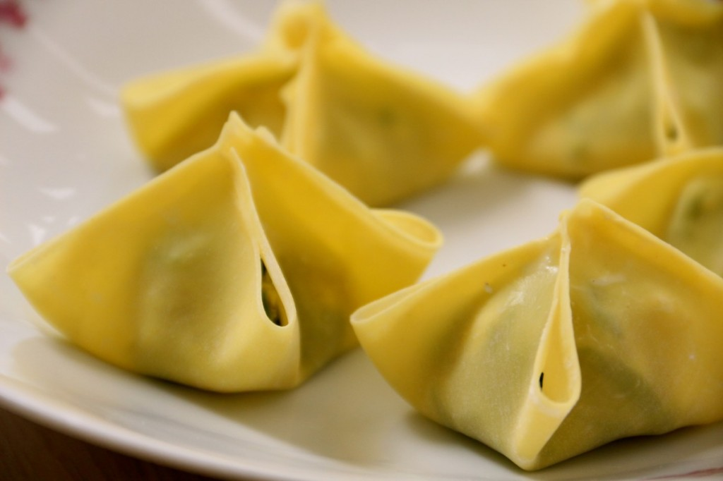 Best steamed homemade dumpling recipe for a healthy toddler meal.