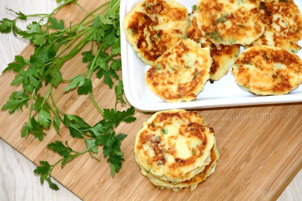 Healthy little plate present this homemade fish cake recipe. Delicious, easy and healthy.