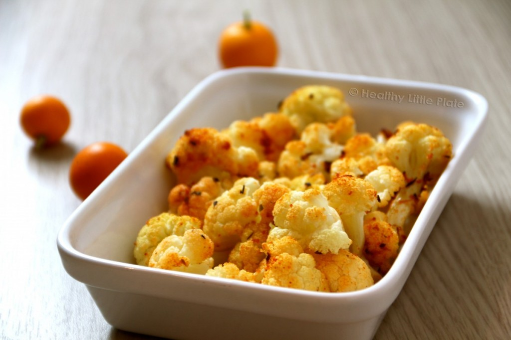 Deliciously aromatic cauliflower bites that will win even the most picky eater over.